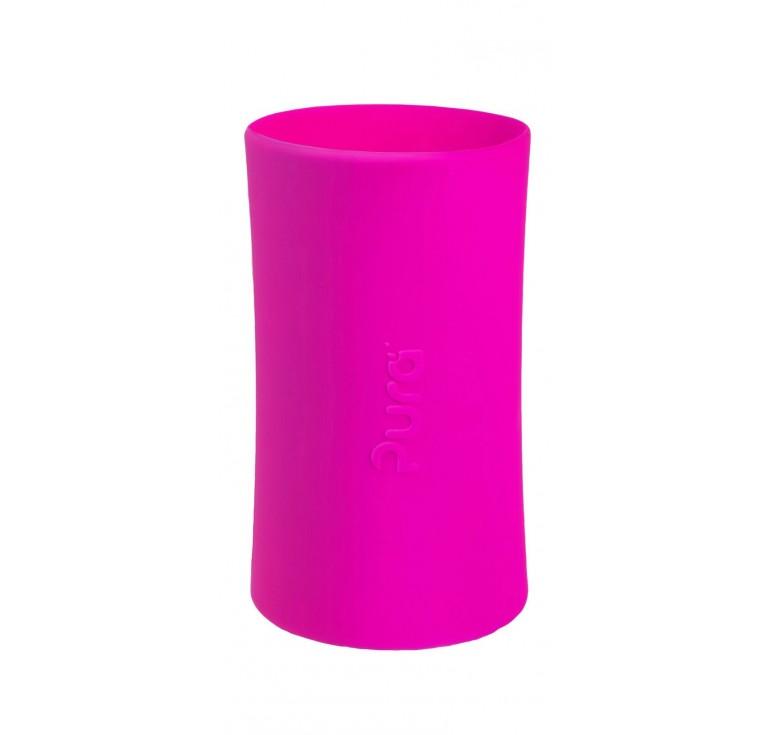 Rožinė silikoninė įmautė PURA KIKI