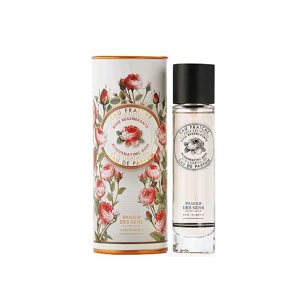 Rožių kvapusis vanduo PANIER DES SENS, 50 ml