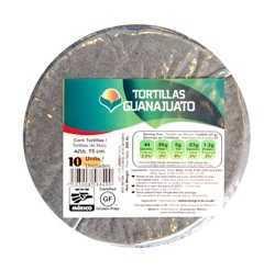 Kukurūzų tortilijos Tortillas Guanajuato,250g
