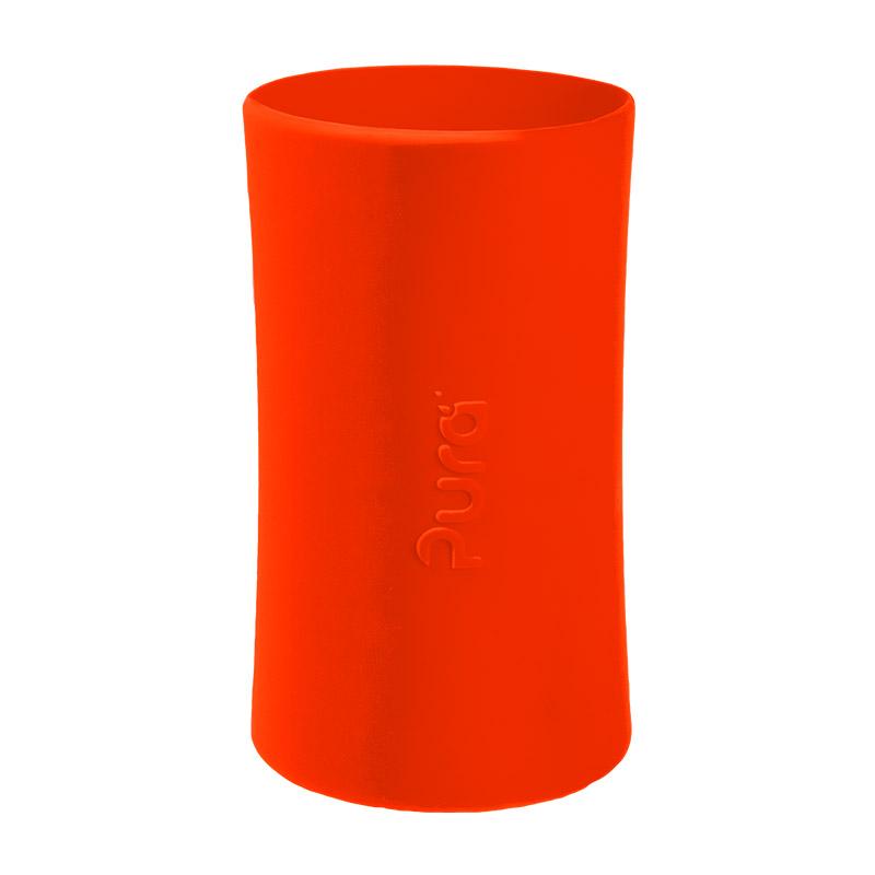 Oranžniė silikoninė įmautė PURA KIKI