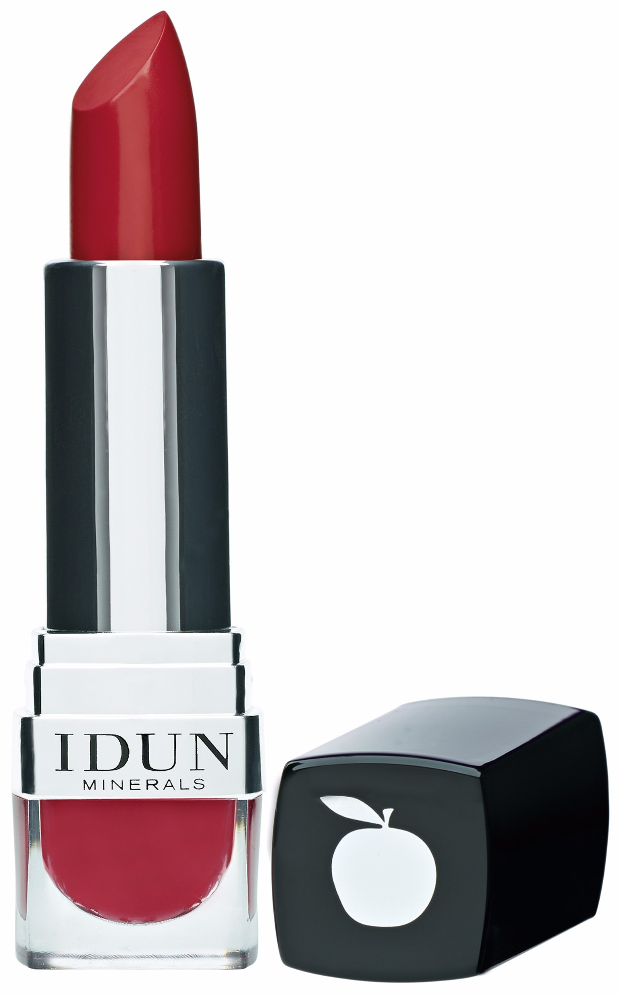 Matiniai lūpų dažai IDUN MINERALS Jordgubb, 4 g