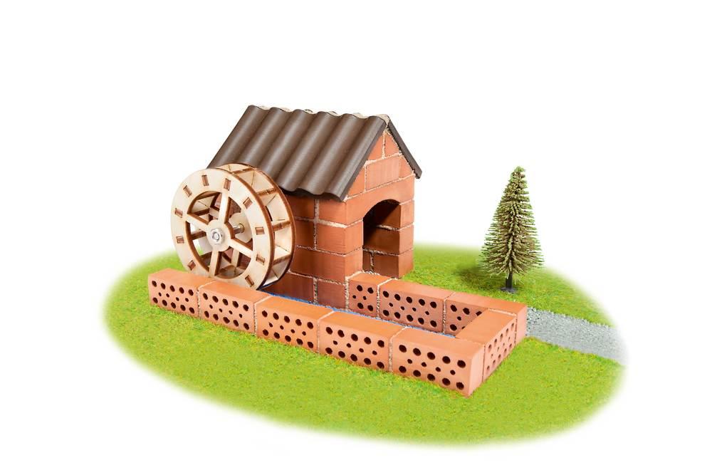Konstruktorius TEIFOC Watermill vaikams nuo 6 metų (TEI4030)