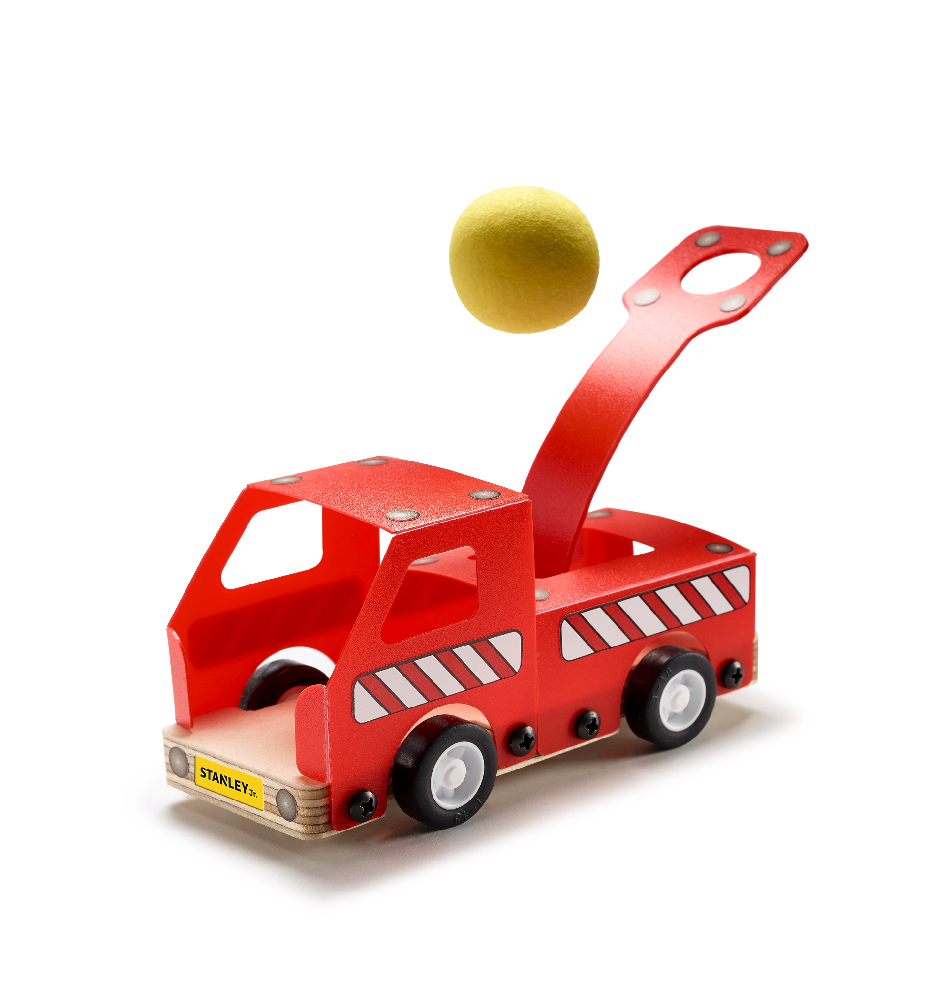 Kūrybos rinkinys STANLEY Sunkvežimis vaikams nuo 5 metų