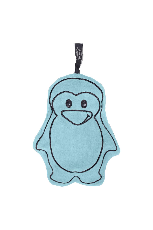 Šildyklė vyšnių kauliukų užpildu FASHY Pingvinas vaikams nuo 6 mėn., (63509)