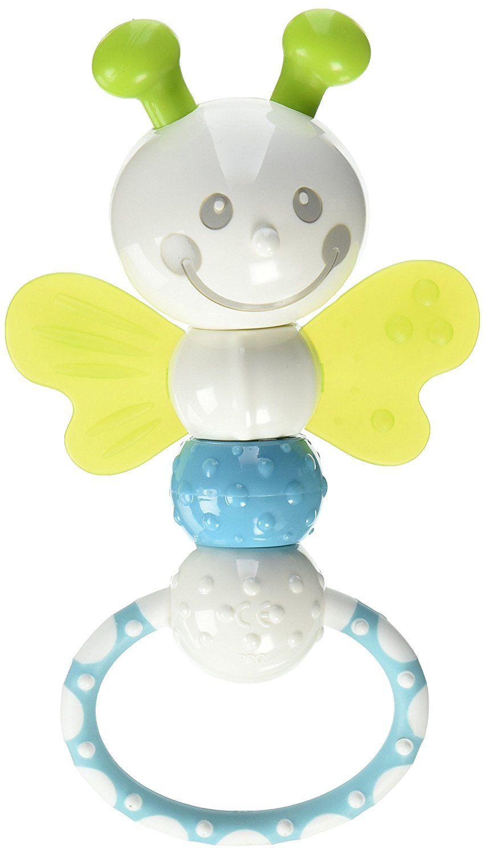 Kramtukas-barškutis KIDSME vaikams nuo 3 mėnesių (9728)