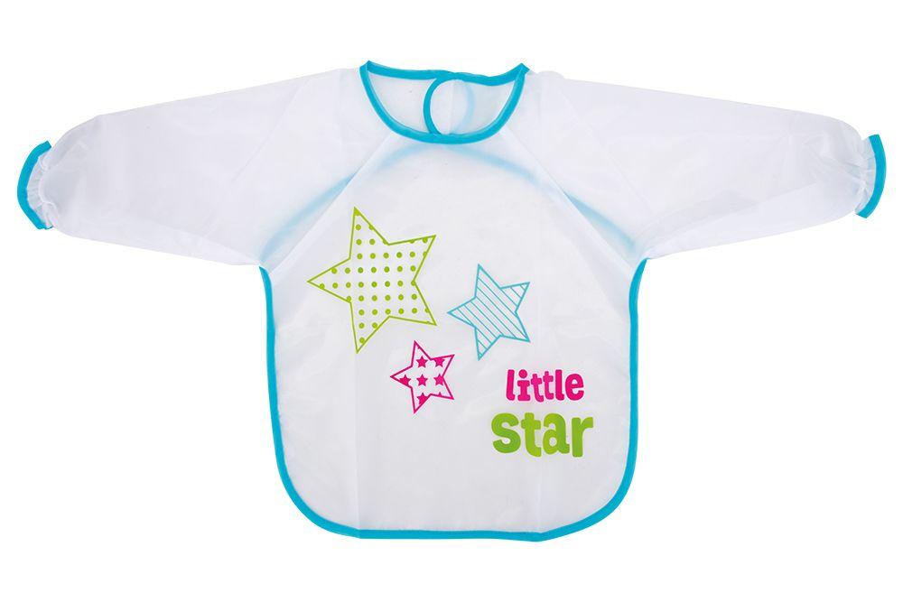 Seilinukas – švarkelis FASHY Little stars ilgomis rankovėmis, 32 x 40 cm (17001)