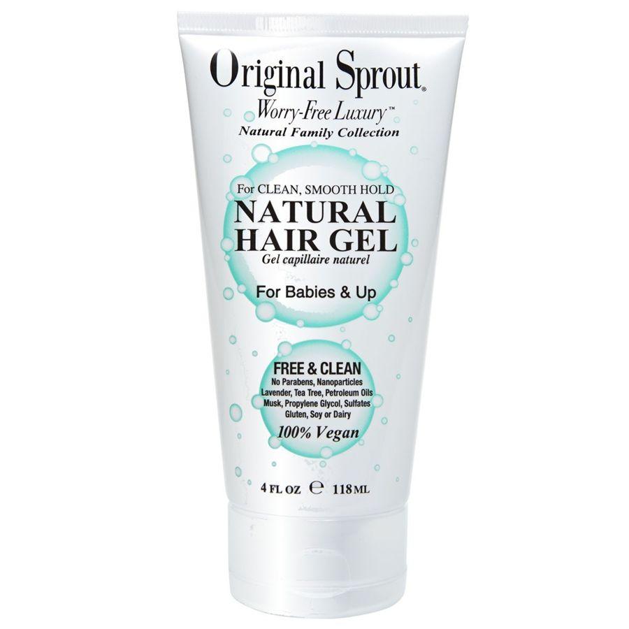 Natūralus plaukų gelis ORIGINAL SPROUT, 118 ml