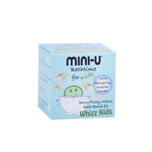 Vonios burbulas MINI U Green, 1 vnt.
