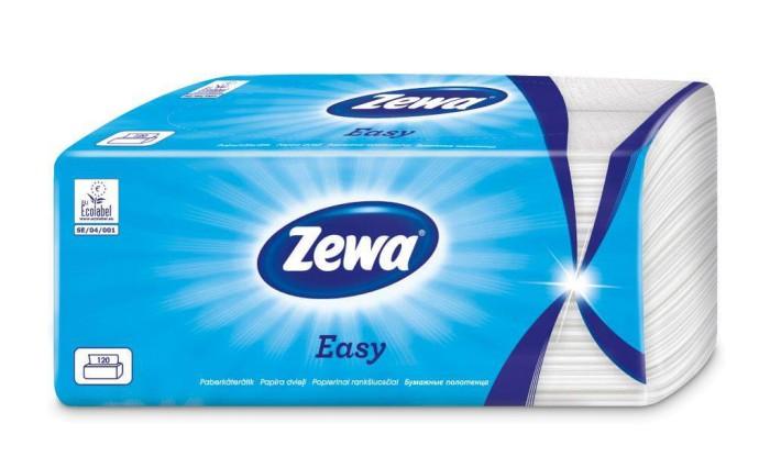 Popierinis rankšluostis ZEWA Easy C-Fold, 120 lapelių, 2 sluoksniai