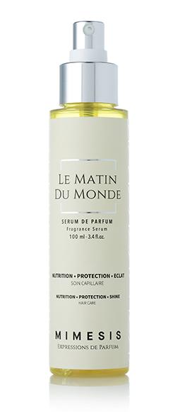 Kvepalų serumas MIMESIS Le Matin du Monde plaukams, 100 ml