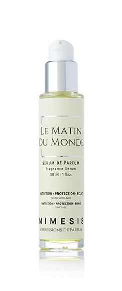Kvepalų serumas MIMESIS Le Matin du Monde plaukams, 30 ml