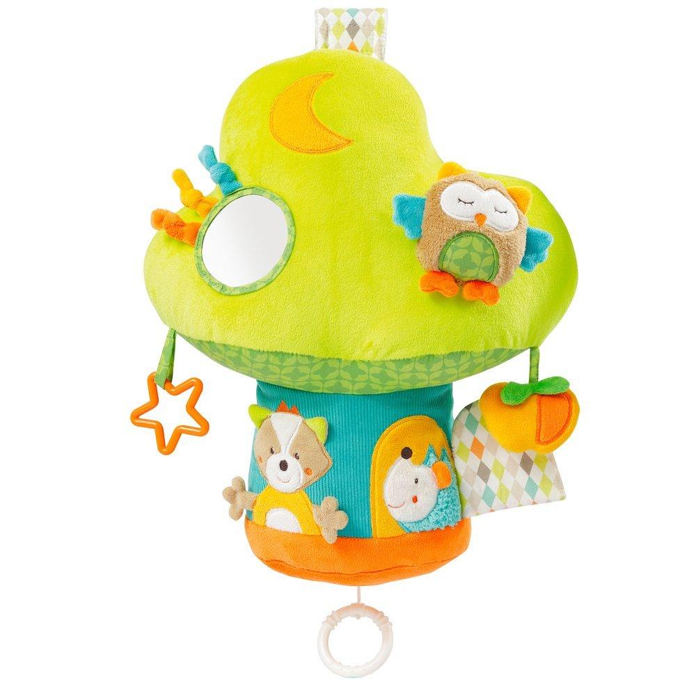 LED muzikinis žaislas BABYFEHN Medelis vaikams nuo gimimo, 39 cm (71078)