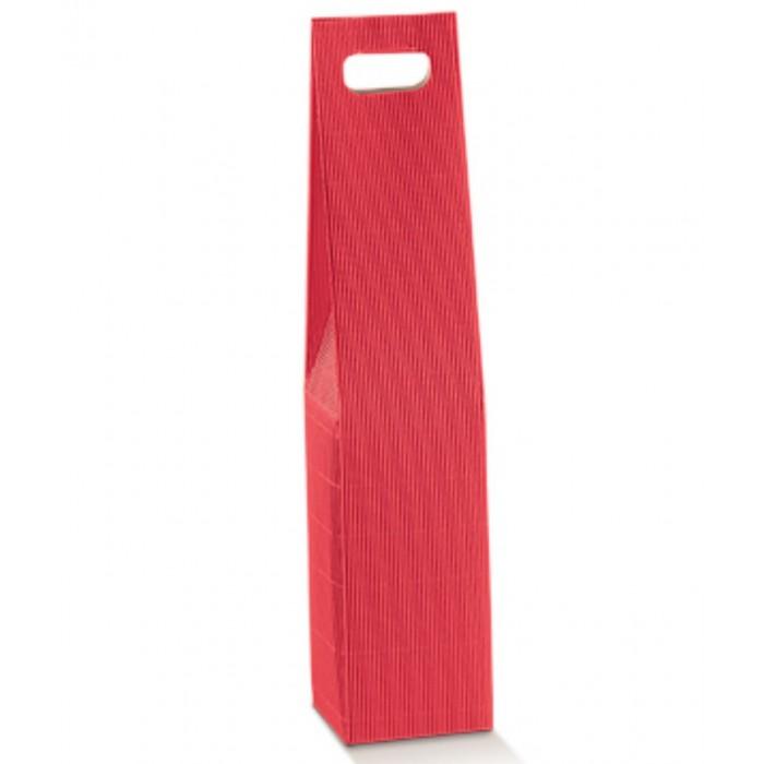 Dovanų maišelis ONDA, raudonas, 1 vnt.