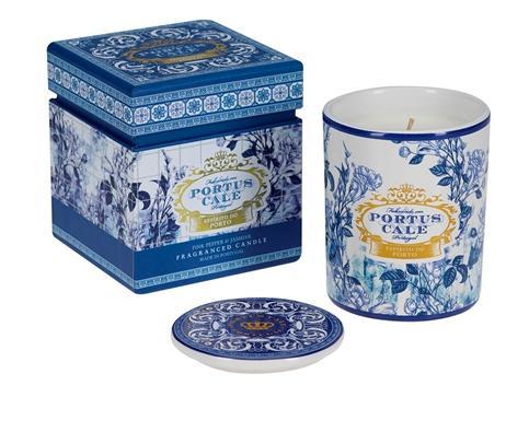 Kvepianti žvakė PORTUS CALE gold&blue, 1 vnt.