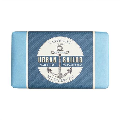 Muilas CASTELBEL Urban Sailor Water Mint , 200 g