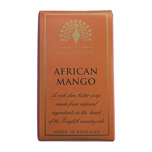 Muilas THE ENGLISH SOAP COMPANY Pure Indulgence African Mango, 200 g