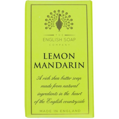Muilas THE ENGLISH SOAP COMPANY Pure Indulgence Lemon&Mandarin, 200 g