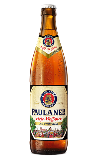Alus Paulaner Hefe-WeiBbier Naturtrüb, 0,5l