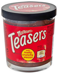 MALTESERS Teasers traškus kremas, 200g