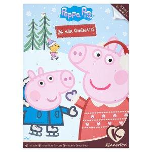 KINNERTON PEPPA PIG advento kalendorius, 40g