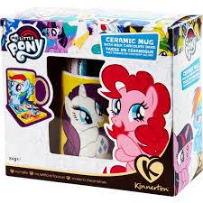 KINNERTON My Little Pony puodelis su šokoladukais, 24g