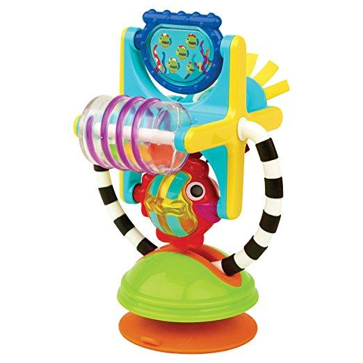 Prilimpantis žaislas SASSY vaikams nuo 6 mėn. (80654)
