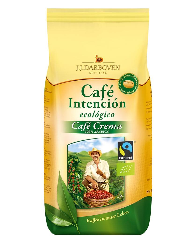 Kavos pupelės Cafe Intencion ecologico Cafe Creme, 1kg