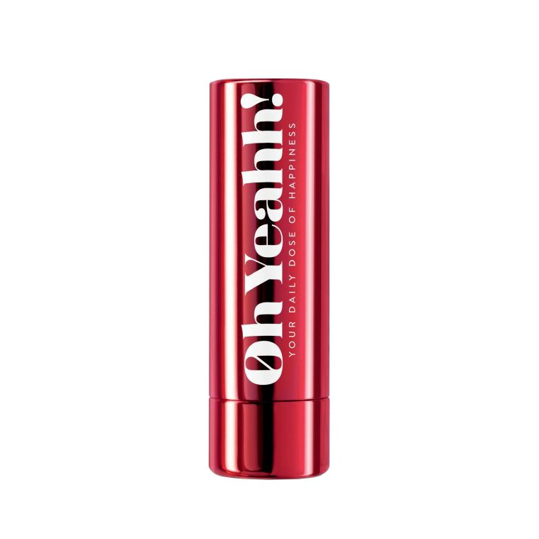 Laimingų lūpų balzamas Oh Yeahh! Raudonas 4,2 g