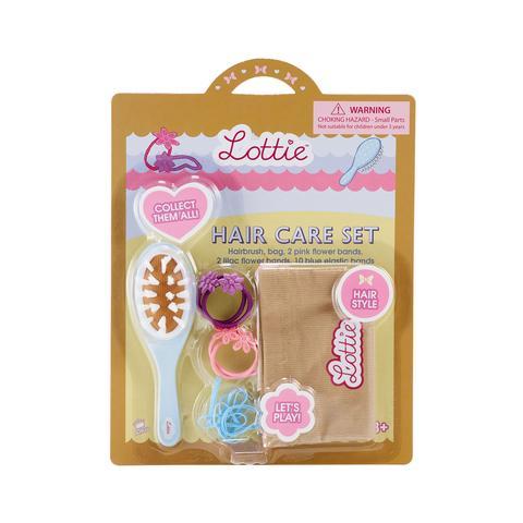 Plaukų aksesuarų rinkinys LOTTIE vaikams nuo 3 metų (LT045)
