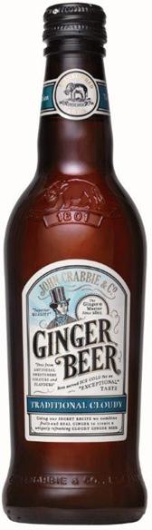Nealkoholinis imbierinis alus John Crabbies Original 0,33l
