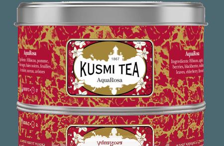 Aqua Rosa arbata KUSMI TEA, 125g