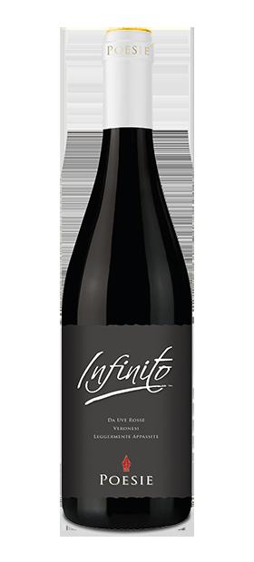 Vynas Infinito Leggermente Apassito Rosso 12%, 0,75l