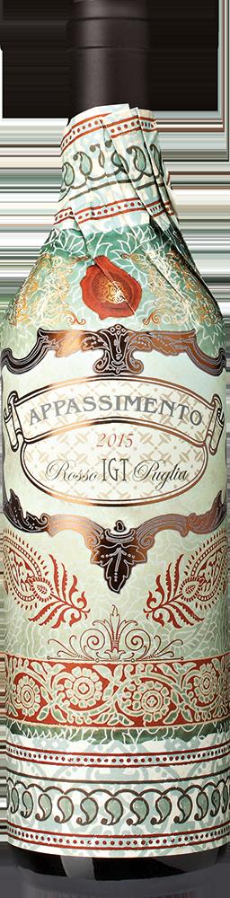 Vynas Appassimento Rosso IGT Puglia 14,5%, 0,75l