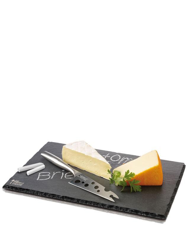 Sūrio padėklas BOSKA su peiliu, 1 vnt.