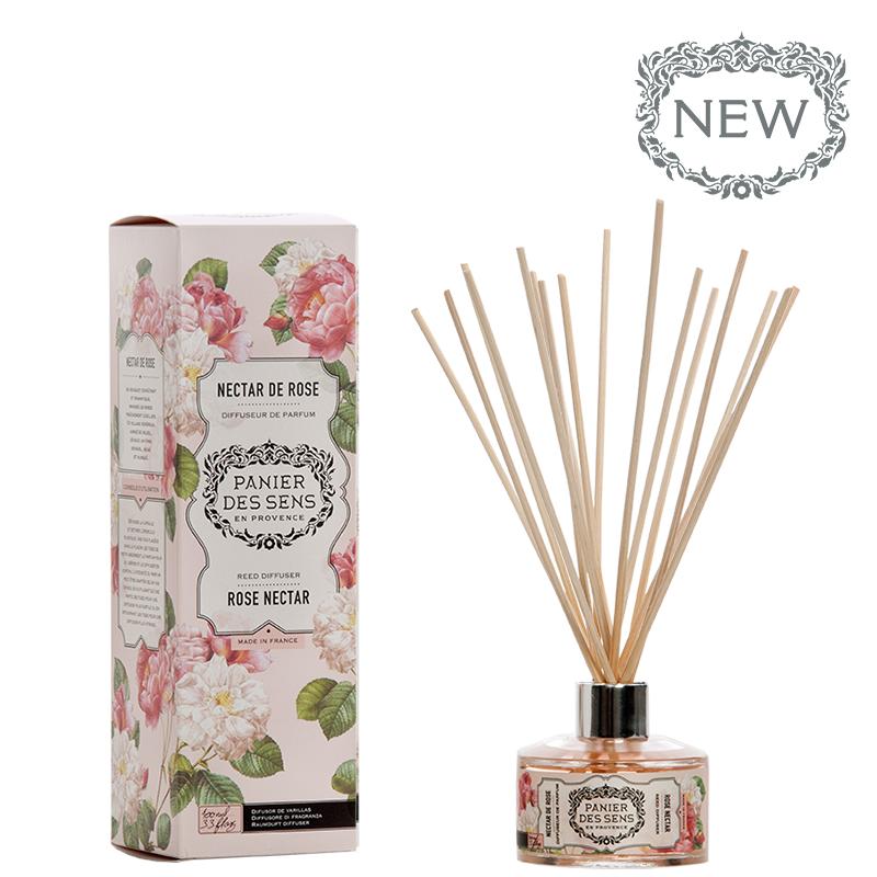 Namų kvapas PANIER DES SENS Rose Nectar, 100 ml