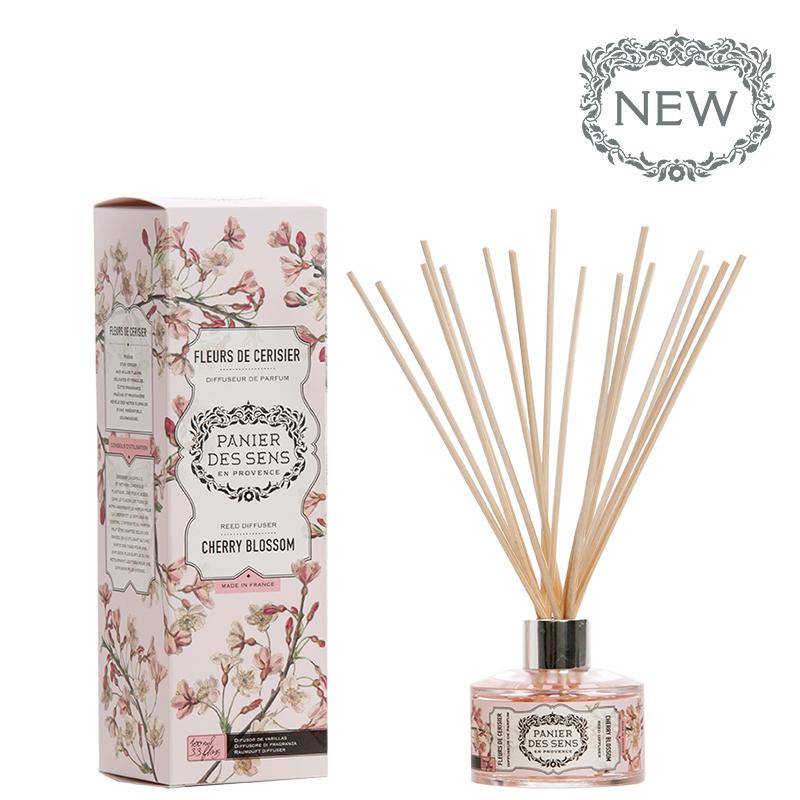 Namų kvapas PANIER DES SENS Cherry Blossom, 100 ml