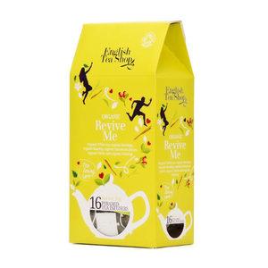 Ekologiška arbata ENGLISH TEA SHOP Revive, 16 maišelių