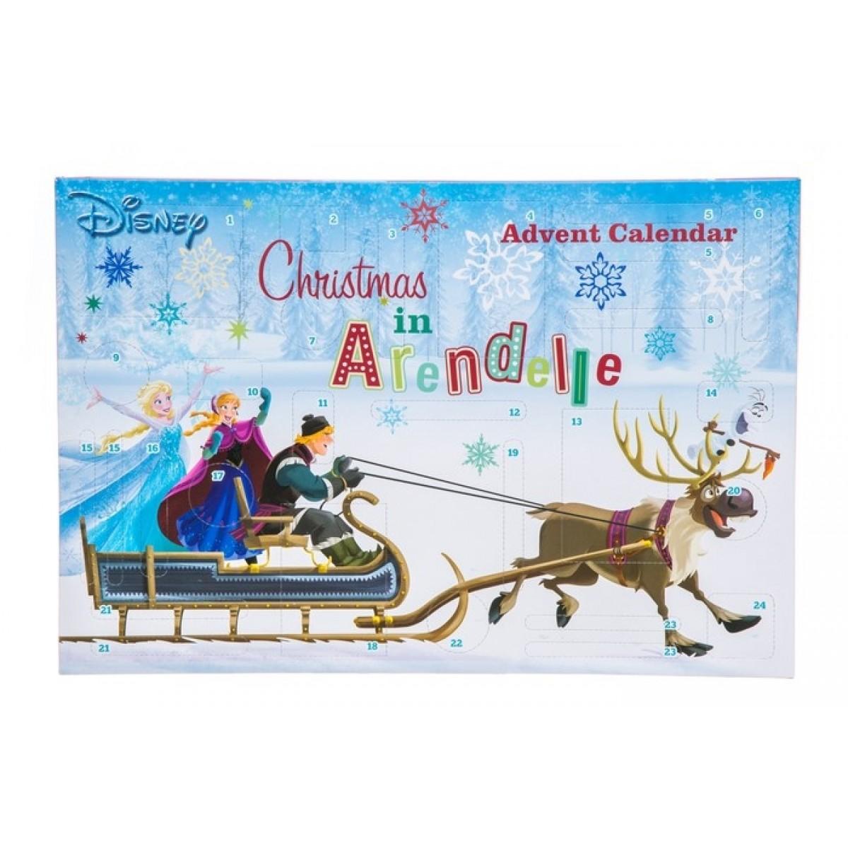 Advento kalendorius-kūrybinis rinkinys Kalėdos Ariendelės karalystėje (285908)