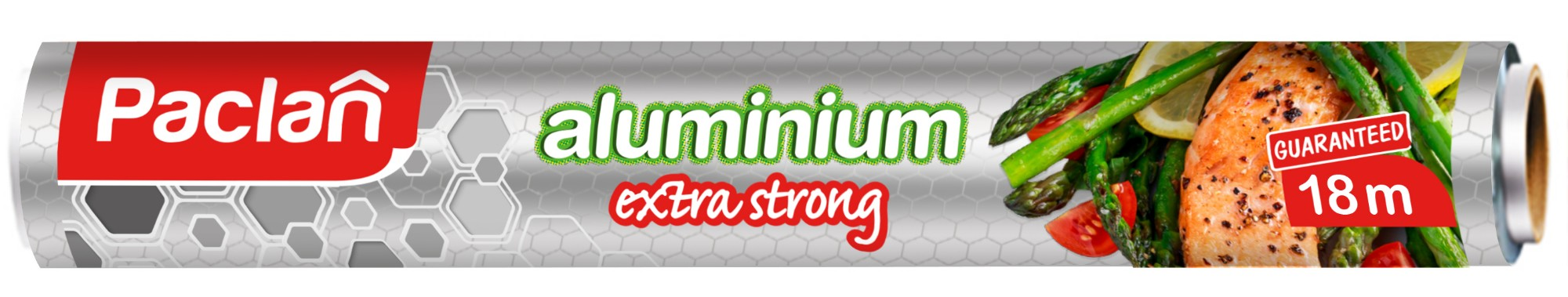 PACLAN Aliuminio folija (rulonais)18m