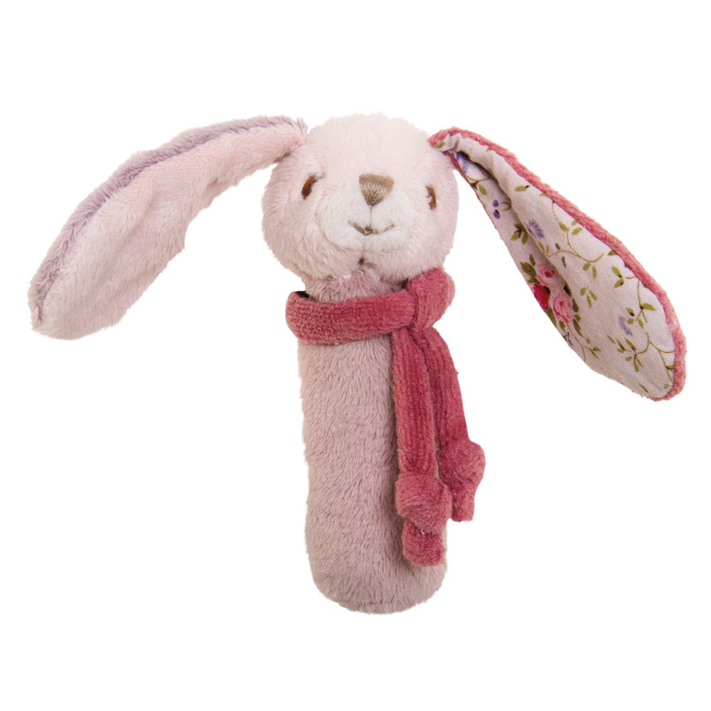 Barškantis žaislas BUKOWSKI Bibi, 12 cm