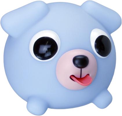 Emocinis žaisliukas JABBER BALL Melsvas šuniukas vaikams nuo 18 mėn.
