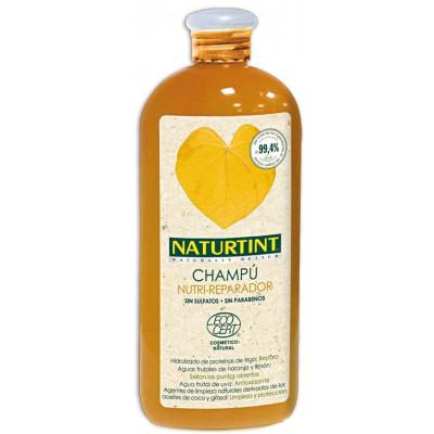 Maitinantis plaukų šampūnas NATURTINT, 400 ml