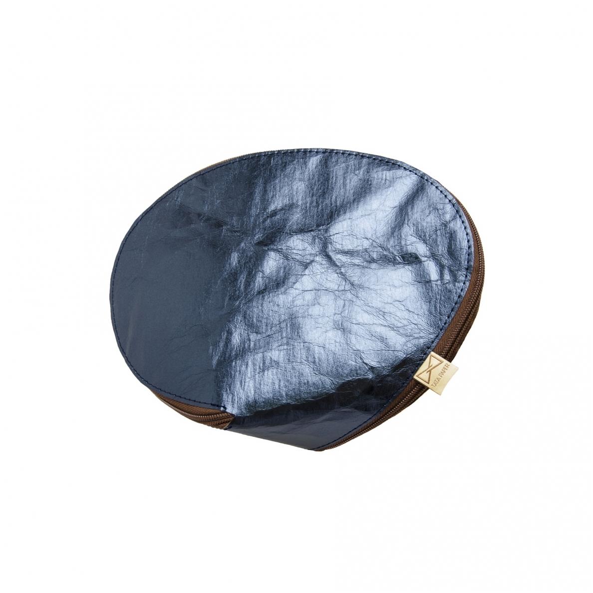 Kosmetinė TATA PAPER mėlynos spalvos išklotinė