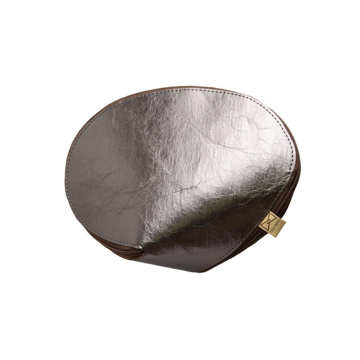 Kosmetinė TATA PAPER sidabrinės spalvos išklotinė