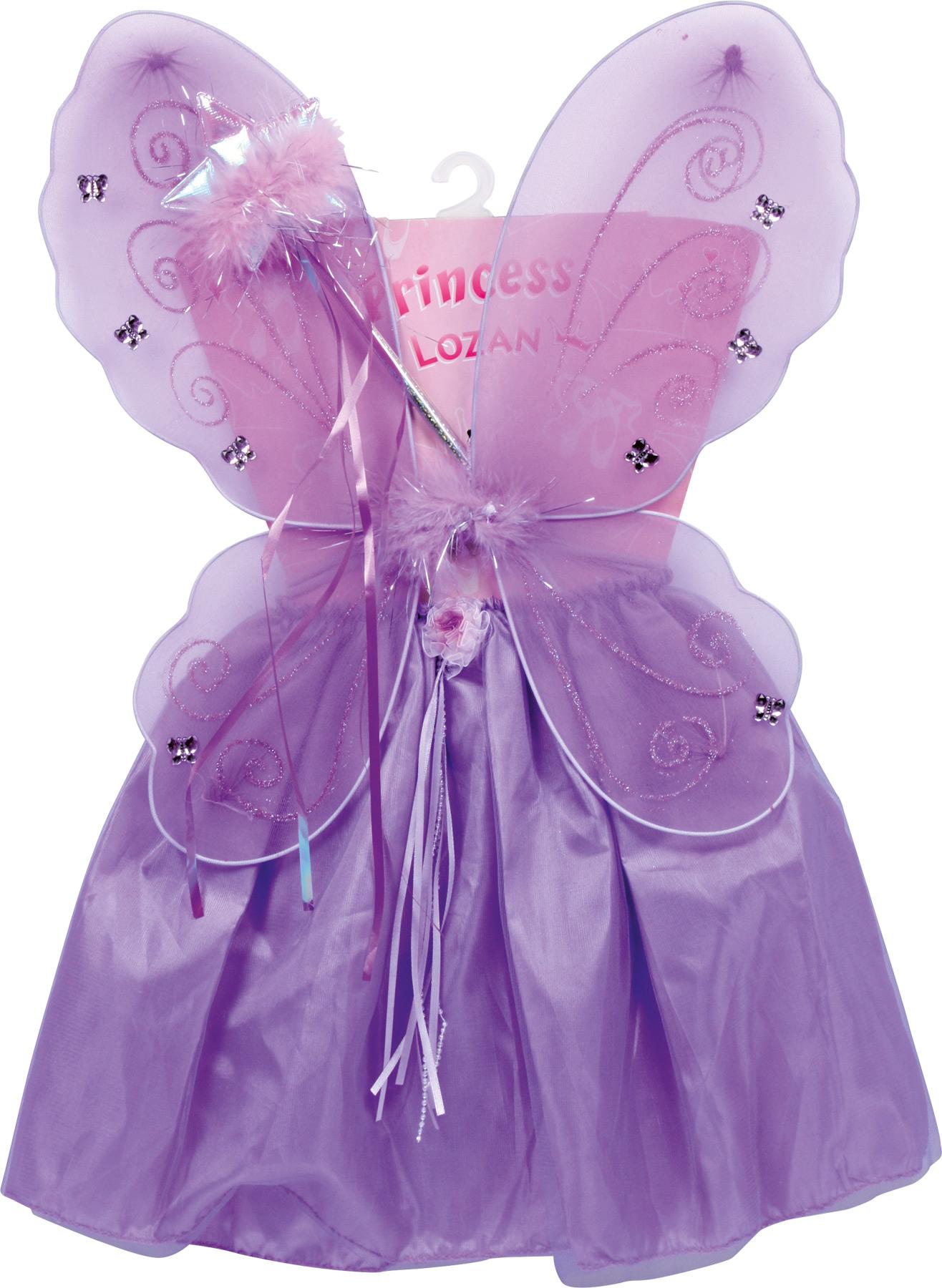 Karnavalinis kostiumas SMALL FOOT Lili vaikams nuo 3 metų (5764)