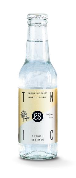 Nordic Tonic Elderflower, 200ml