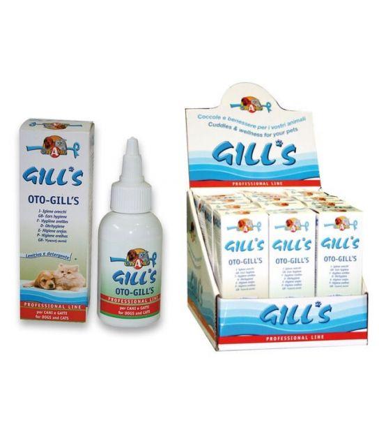Ausų valiklis GILL'S OPTO-CLEAN, 50 ml