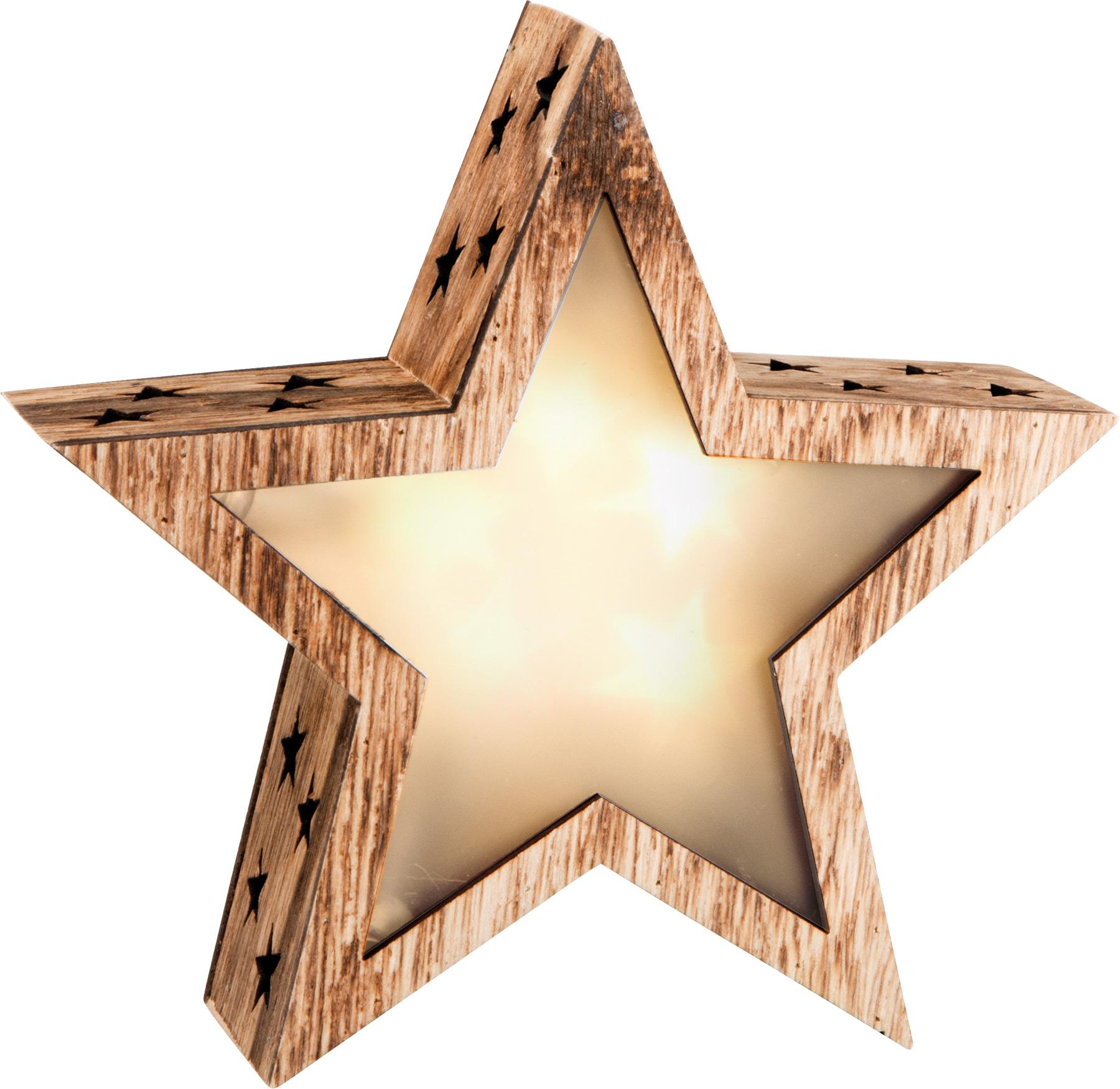 Šviečianti žvaigždė SMALL FOOT, 1 vnt.