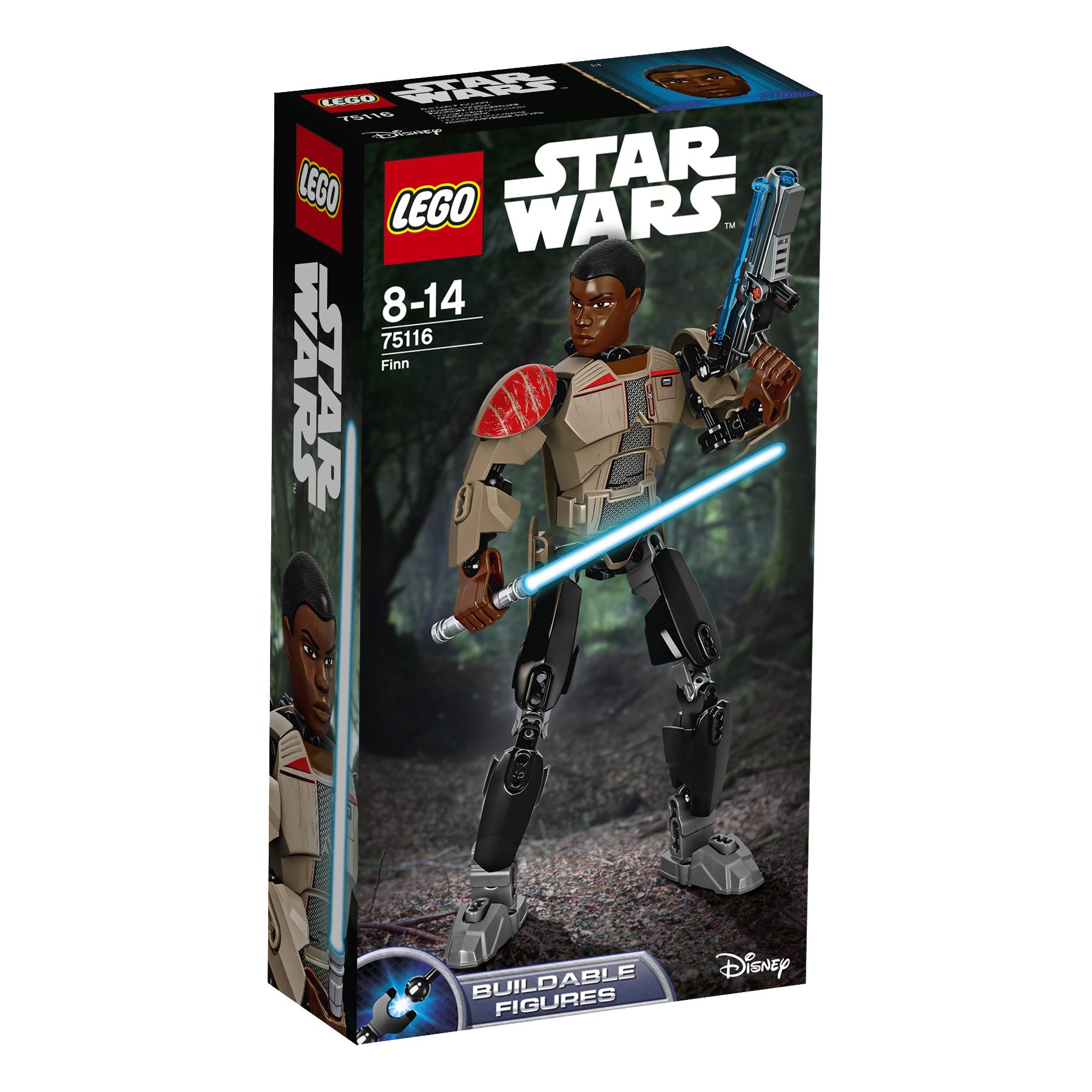 Konstruktorius LEGO Star Wars™ Constraction Finas 8-14 m. vaikams (75116)
