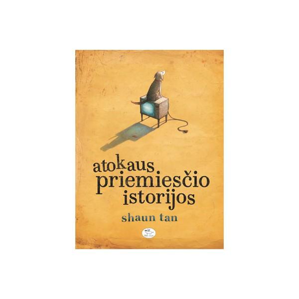 Knyga NIEKO RIMTO Atokaus priemiesčio istorijos vaikams nuo 0 mėn.